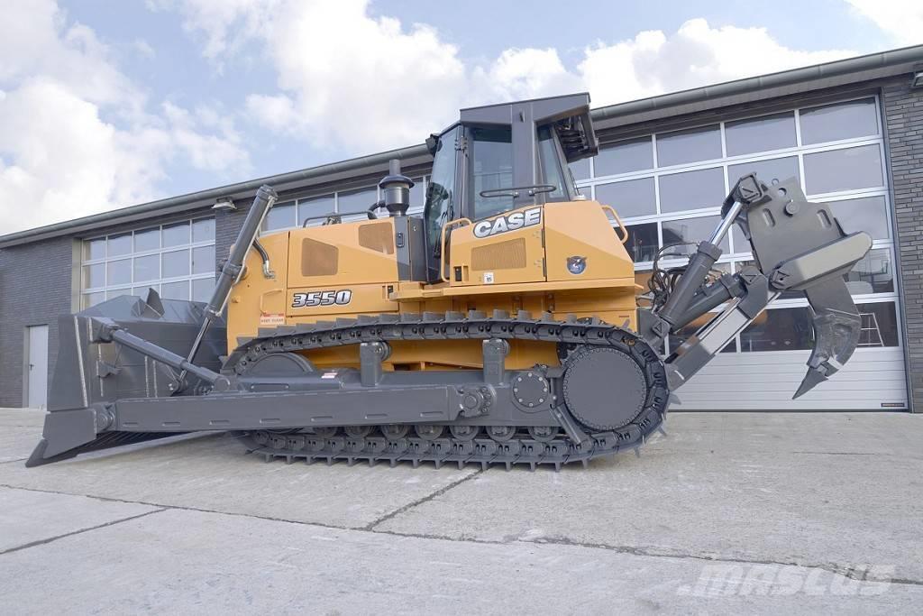 CASE D3550 buldožer