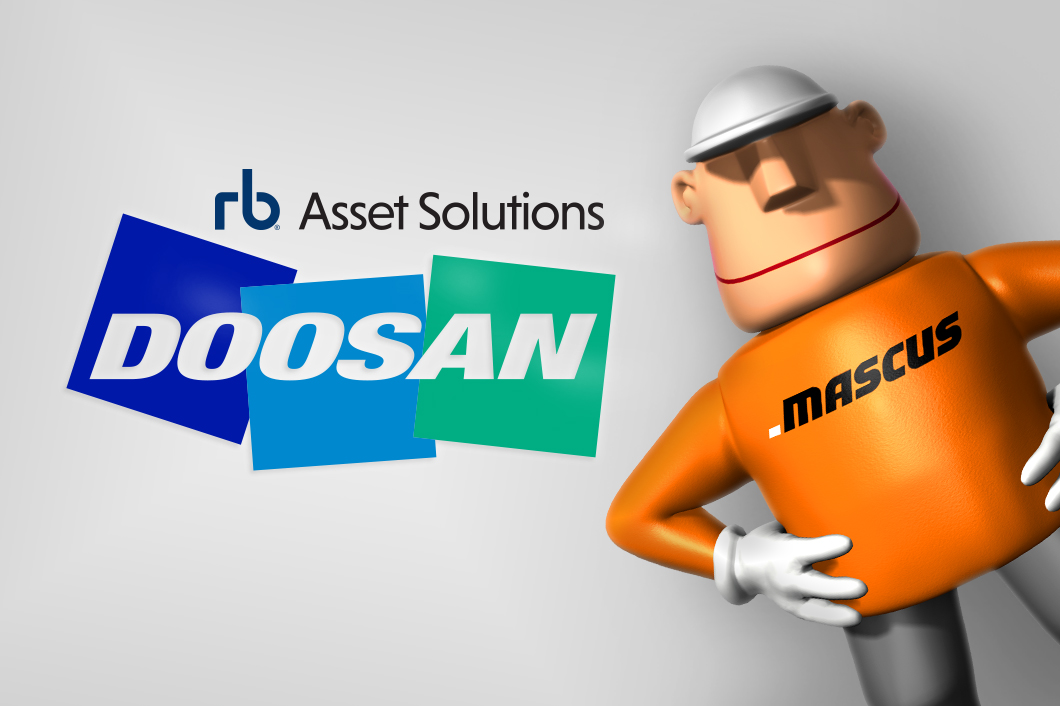 Doosan partners with Ritchie Bros. to increase used equipment remarketing efforts in Europe