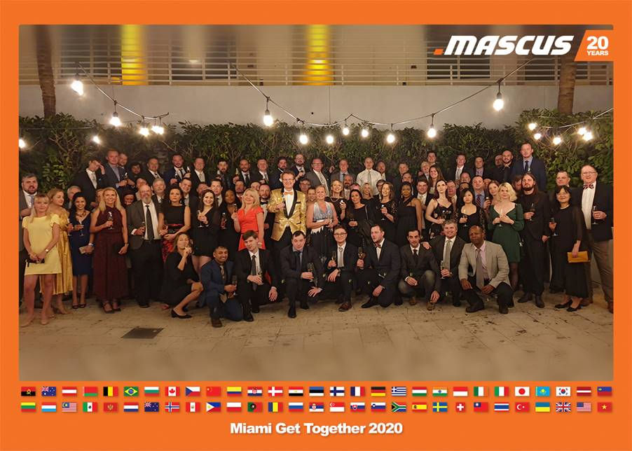 Mascus Get Together Miami USA